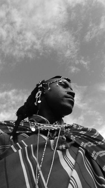 Maasai Wear MaasaiLand Tanzania Shades Of Grey