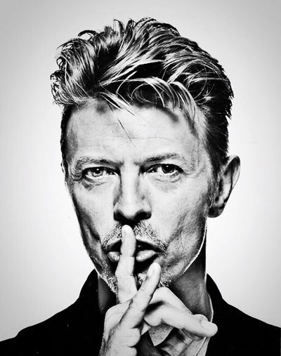 Forever Bowie... RIP❤️ Bowie