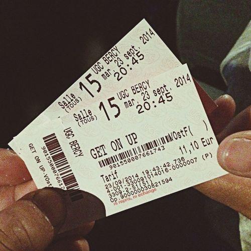 "Cineaddict/ avant premiere ""get on up"" !! MOVIE Enjoying Life Mldart"