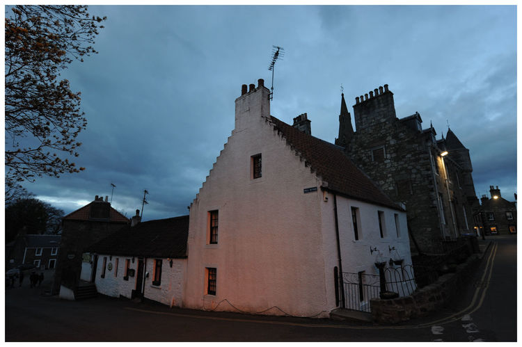 History Architecture Night Building Exterior Outdoors Scotland Seasonal Estate Scotlandsbeauty Historic Buildings Historic Town Falkland Fife Tourism Attractions Scenic Beauty Leisure Street Photography Accommodation
