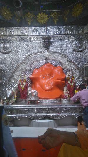 Indore Khajrana Temple Freshness