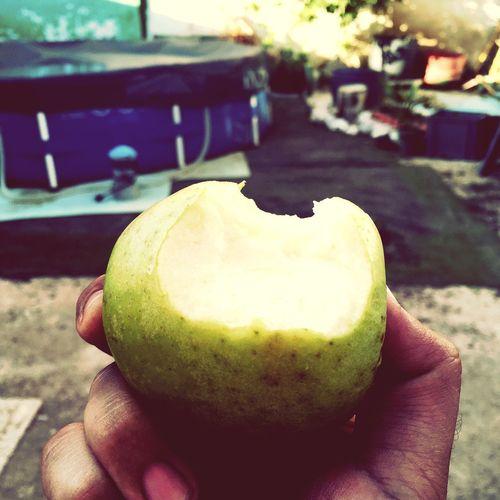 Apple Alimentosdelicioso 💪🏼 Nutricion Verano 2018 Apple