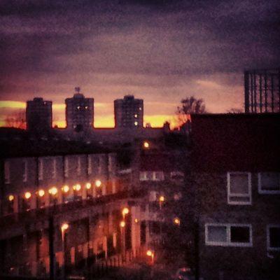 Selondon Selondonforever London Housingestate housingestates highrise highrisebuilding highriseliving towerblocks sunset sunsets sunsetlovers sunsetporn sunsetlover