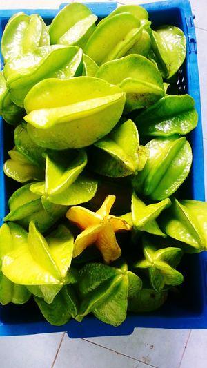 บ้านเราเรียกว่ามะเฟืองยักษ์ Star Fruit Star Fruit  Fruit Nature