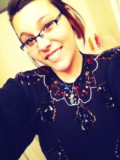 love my sweater