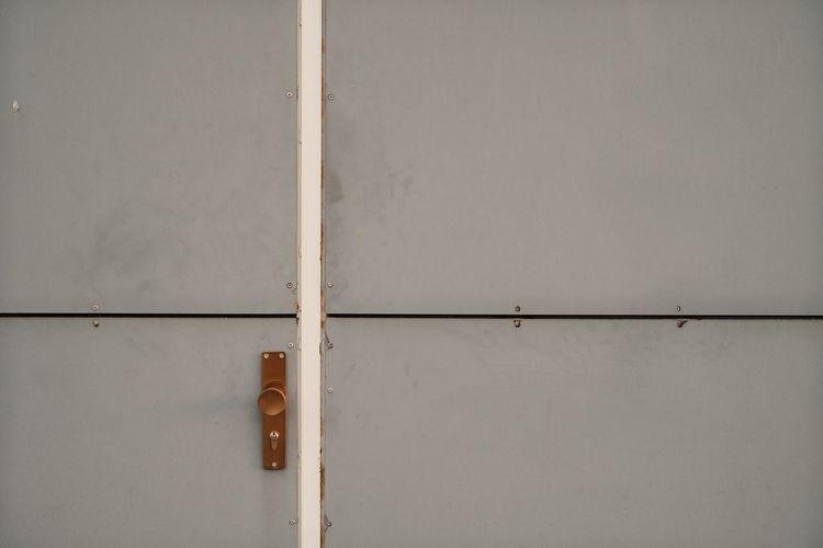 Full frame shot of white wall