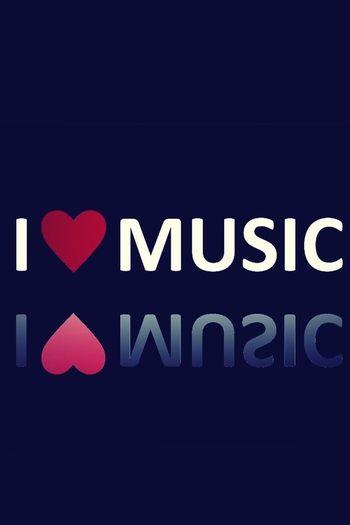 I LOVE MUSIC *_*