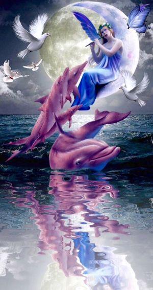 Song of the Sea Digital Art
