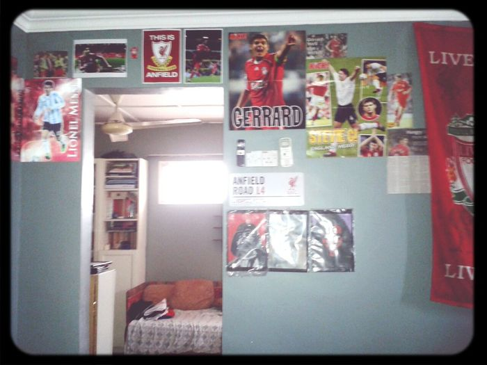 Room Wall :) Liverpoolfc Stevengerrard I will cry when he retires