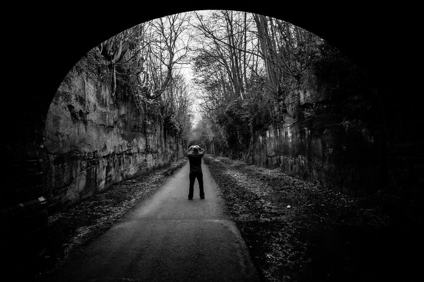 The path. Check This Out Hanging Out Hello World Relaxing Taking Photos Enjoying Life Cycle Path Path Pathway Straight Forward Merseyside Liverpool Black & White Blackandwhite Taking Photos Hanging Out Hello World The Street Photographer - 2016 EyeEm Awards