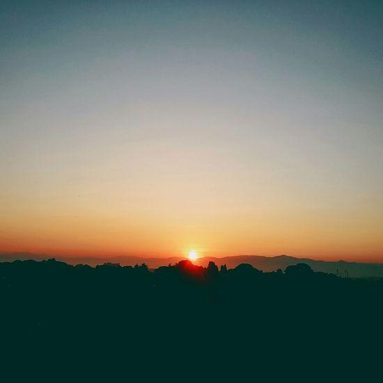 That morning Taking Photos Photography Early Morning InRome L'albadiRoma Colours Summer Sunrise