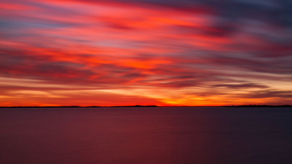Clouds Clouds And Sky Colors Lake View Orange Sunset Sunsets Texas Skies Water Reflections