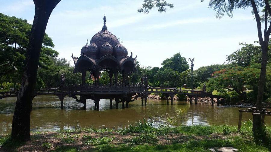 Bangkok , Thailand Park Silence