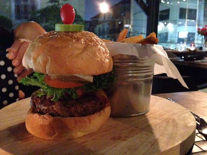 New York Style Steak And Burger Bangkok The Big Boy Sukhumvit 22 What's For Dinner?