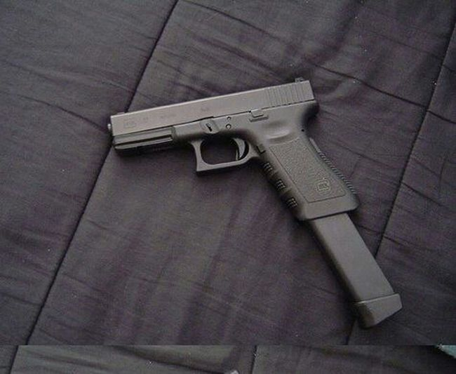 MY NEW GUNN !!