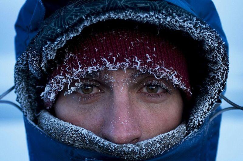 Baikal lake -45°. Shooting with the photographer Andrea Schiliro' for the documentary Siberia Teaches. Videoproduction Documentary Coldfocus Siberia Teaches Lake Baikal