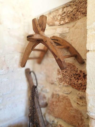 Silla artesanal