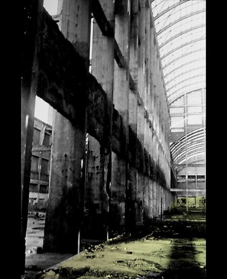 PetitsDetails Architecture Outdoors Ruina UsinaSaltoGrandeAmericanaSP PhotographyP&B Construcciones