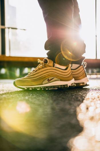 Nike Airmax 97! The golden shoe in the golden hour! Everysize: Out Of The Box Out Of The Box Everysize