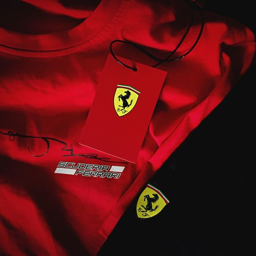 Ferrari T-shirt Lifestyle Scuderia Ferrari