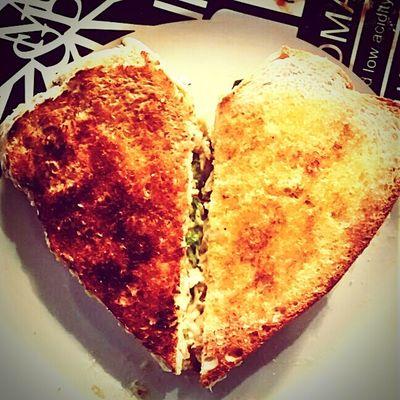 Food Porn Awards Sandwich Time Food Chickensandwich Heart Hearts Sandwitch Yummy Yum