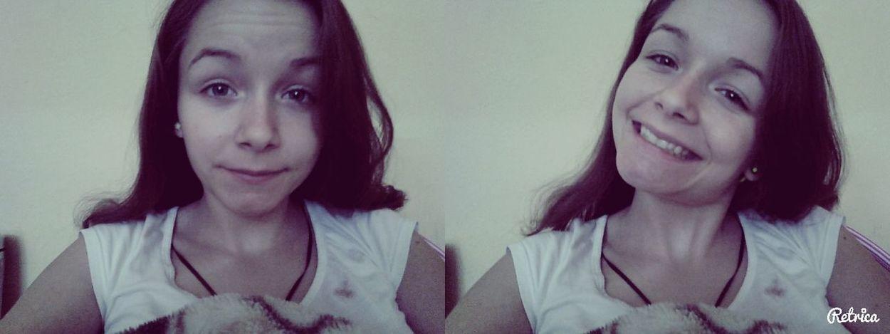 Hello! New day, new adventures! I love it! <3 Hello World Selfie Portrait Beauty Model