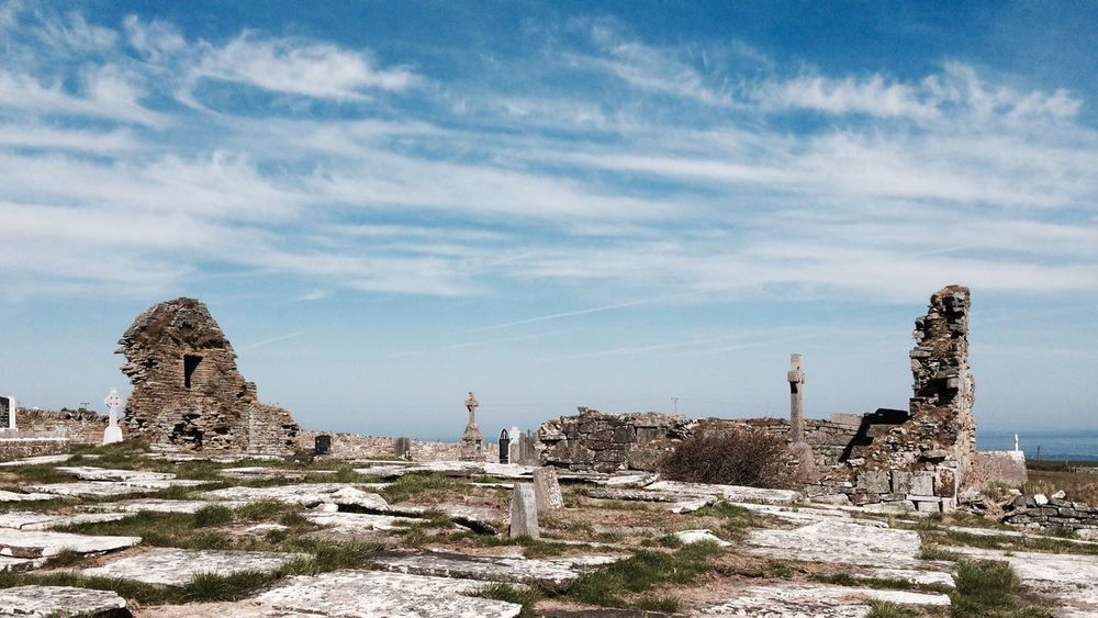 Churches Celtic Cross built 1000AD