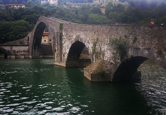 EyeEm Best Shots Popular Photos Taking Photos First Eyeem Photo Beauty In Nature EyeEm Gallery Bridge Borgo A Mozzano Medieval Architecture