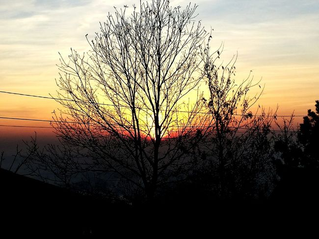 Sunrise Burning Sunrise