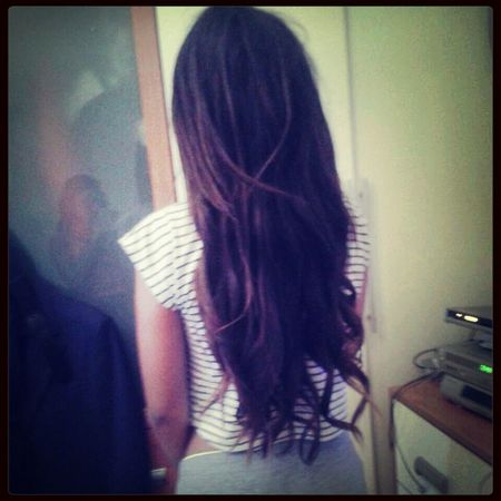 My Hair Thats Me ♥ Fit Girl Curly Hair