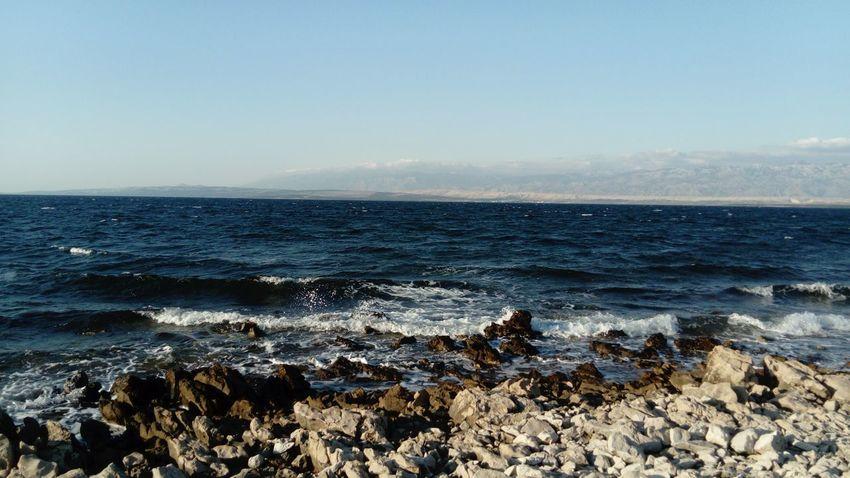 Vír Croatia, Horizon Over Water Sea