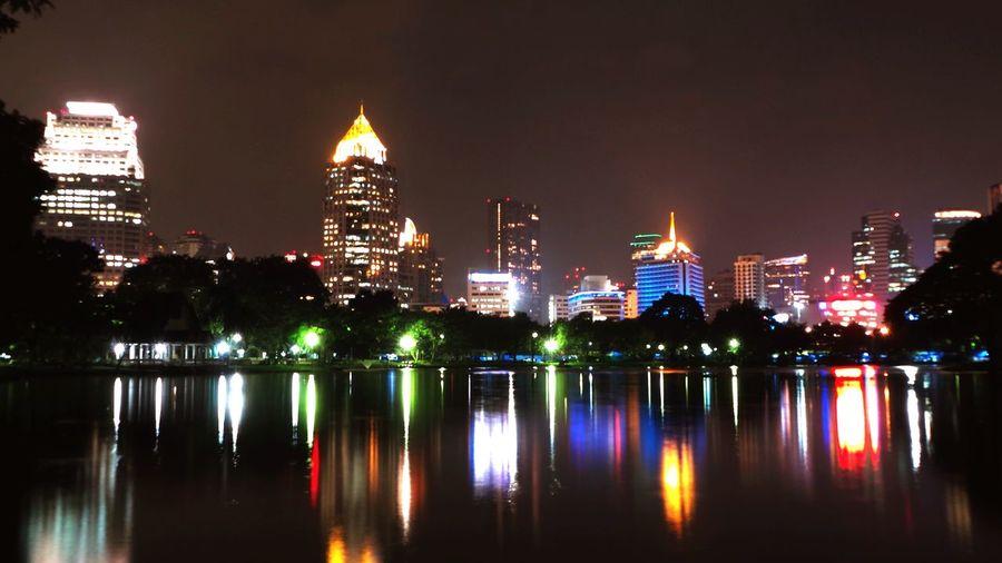 Bangkok, LUMPINI PARK
