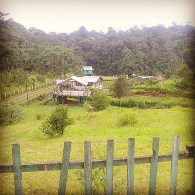 Somewhere in the mountains..! Nature Beautiful Scenic Serene ,greeneryvillageMeghalayashillonginstagraminstalike