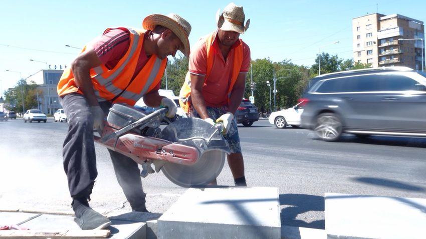 Battle Of The Cities мексиканецы мексика ремонт дорог Самара
