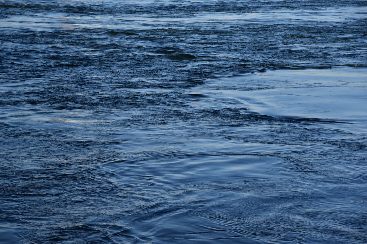 Scenic View Of Water Surface