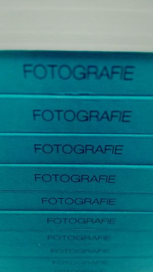 Full Frame Green Color Backgrounds Fotografie Text Close-up Books Buchrücken