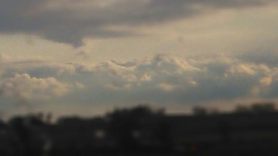 Gods Creation Beautiful Clouds Clouds