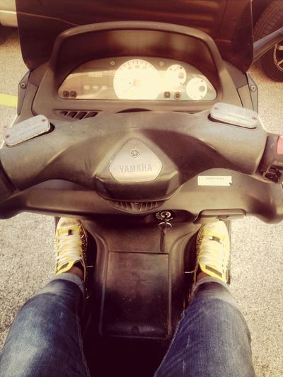Yamaha Moto Gienchi LOVE