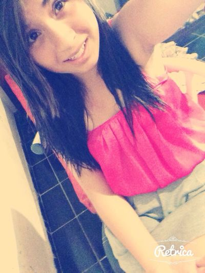 -She's confident oh no no ! <3