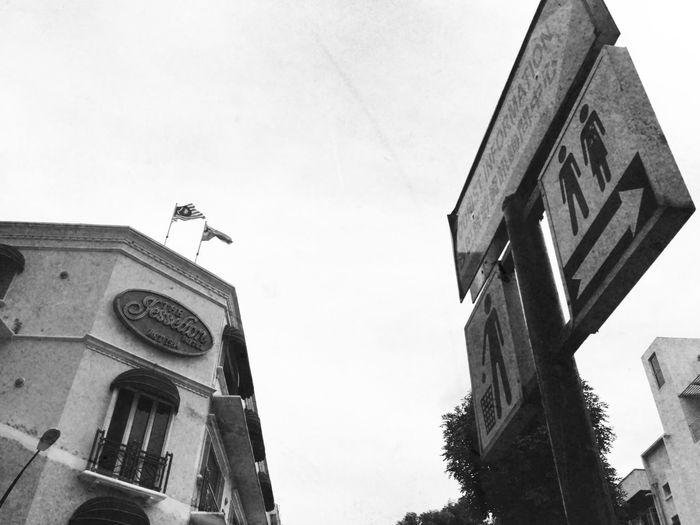 Gaya Street, Kota Kinabalu EEA3 - Kota Kinabalu Taking Photos Blackandwhite Photography Streetphoto_bw Documentary Photography Blackandwhite My Hobby Check This Out