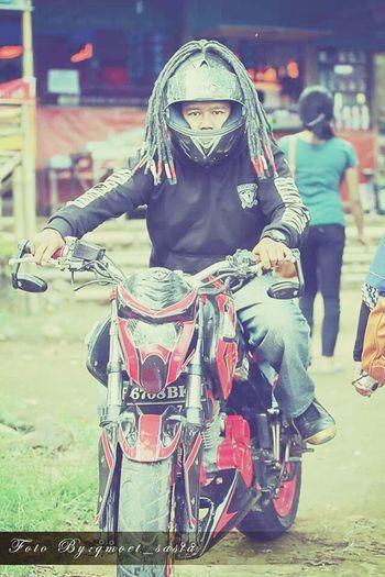 Streetfoghters Motorbike Honda