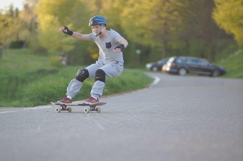 Longboarding Bokeh Depth Of Field Longboard Skateboarding Sports Photography Taking Photos Capture The Moment