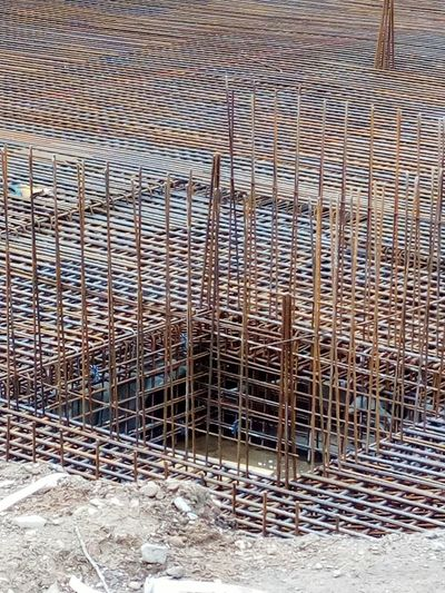 building a house fundament reinforced steel Reinforcement Steel Reinforced Steel Fubdament Build Building House Architecture Pattern Business Finance And Industry Full Frame No People Construction Site Day Outdoors Close-up
