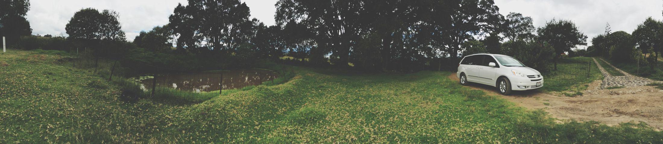 Enjoying Life Man And Nature