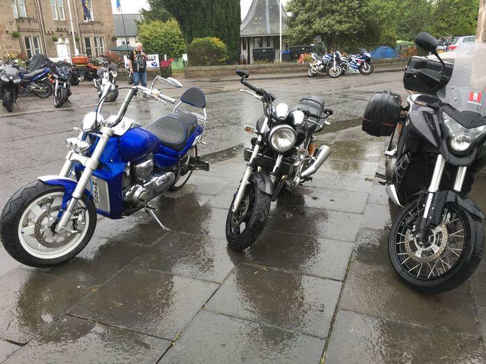 Bikes Scotland Colour British Legion Motorcycles Colours