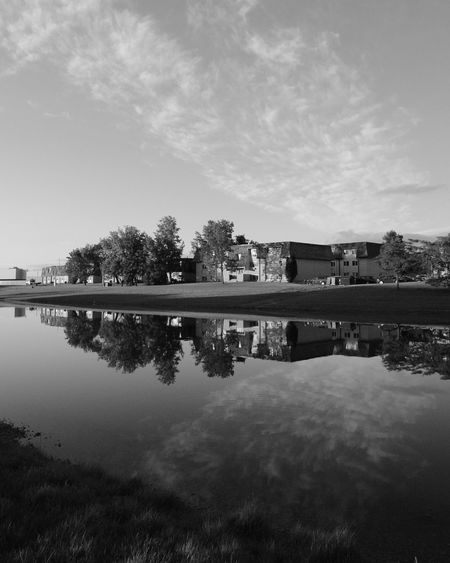 Mirror Reflection Shades Of Grey Water Reflections Reflection_collection Scenery Blackandwhite Photography