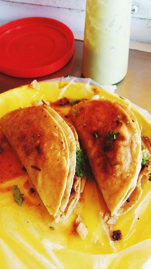 Food Porn Awards Tacos De Birria ✌❤ Enjoing A Meal