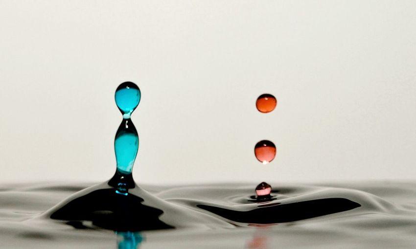Close-up Drop