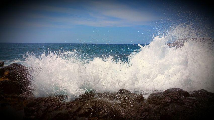 Waves Waves Crashing Waves And Rocks Watersplash Rockpool RockPhotography