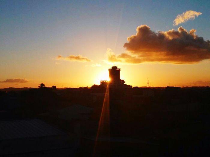 Enjoying Life Sun Sundown Camaçari Brazil
